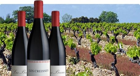 Les Creisses, Vin de Pays d'Oc.