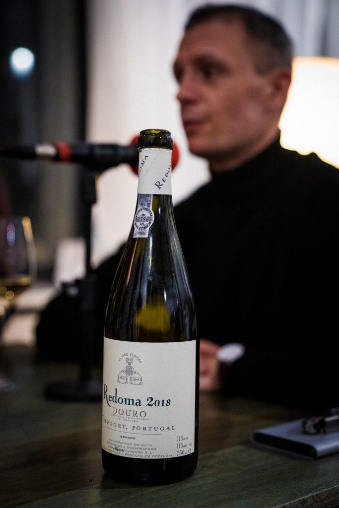 Manuel Peyrondet nous fait découvrir un sublime Vin du Douro portugais, la cuvée Redoma du Domaine Niepoort.