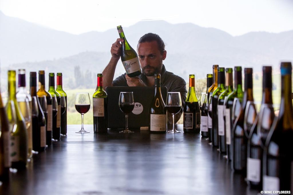 Dégustation de vins du Monde