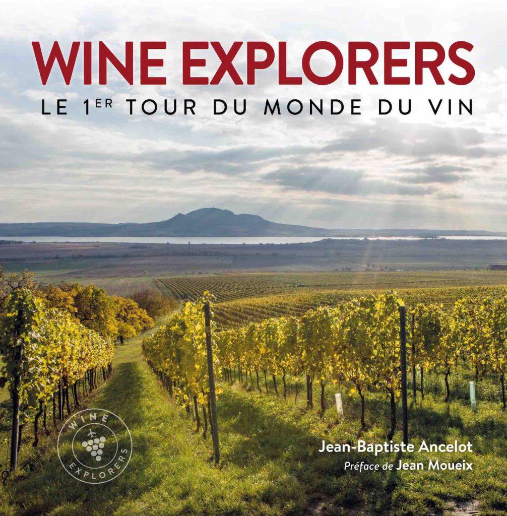 Etudiant en vin, Jean-Baptiste Ancelot a eu l'idée et l'envie de voyager à la découverte des vins du Monde. 10 ans plus tard, cette idée simple s'est transformé en un projet ambitieux, construit et multiple, décliné en livre et aujourd'hui en site marchand Wine Explorers.